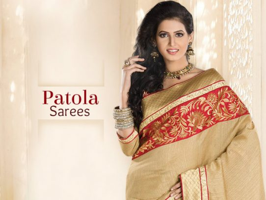 Patola Silk Sarees: An Investment Drape From Gujarat