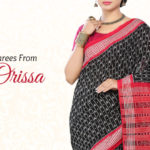 Treasure Handloom Sarees from Odisha