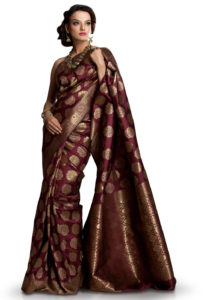 zari-work-saree
