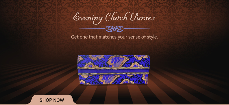Clutch Purses To Glamourize Those Evening Galas