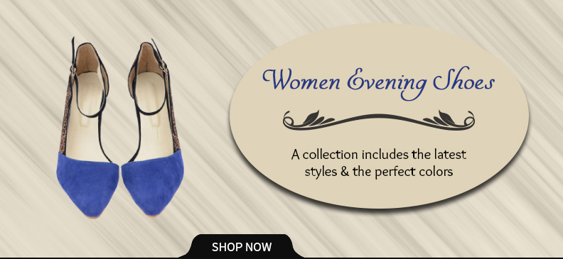 Wonderful Women Evening Shoes