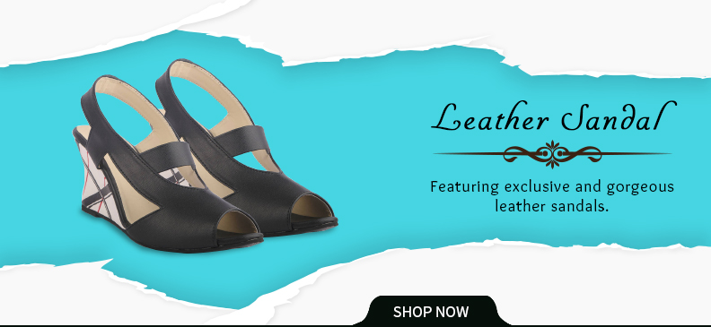 Classic Appeal of Leather Sandals