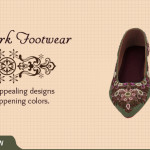 Ethnic Stonework Footwear And Its Stunning Varieties
