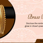 Uniquely Beautiful Brass Bangles
