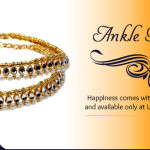 Sparkle of the Ankle Bracelet