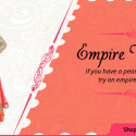 Empire Waist Indian Dresses To Flatter Your Figure