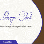Crepe Lehengas: Slay It In Style