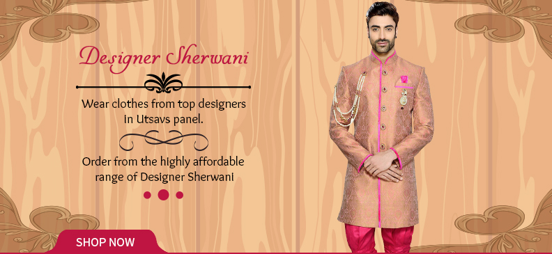 Compliments Are Guaranteed In These Designer Inspired Sherwanis