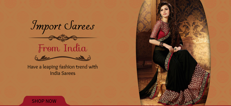 Imported Sarees from India