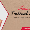 Spruce Up Your Wardrobe With Distinct Festival Sarees