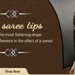Interesting Saree Tips