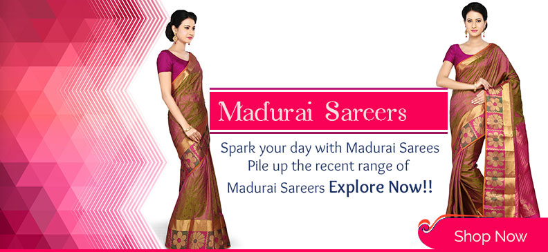Madurai Sarees: Trending Drapes in Cotton And Silk