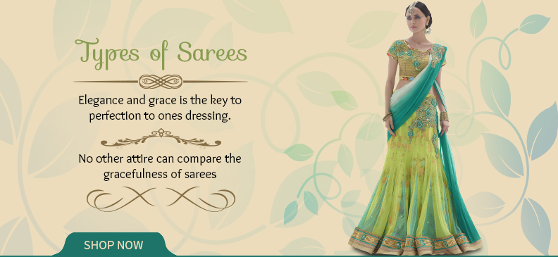 No Indian Wardrobe Is Complete Without These Types Of Sarees