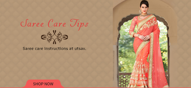 Superb Ways To Care For Your Sarees. They're Worth-It!