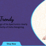 Color Your Summers With Tie-Dye Kurtas & Tunics