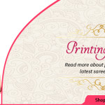 Printed Sarees And Its Varieties