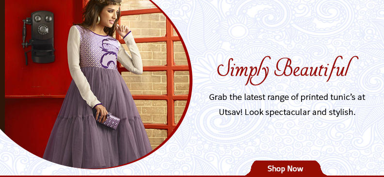 Designer Inspiration For Indian Tunic Lovers