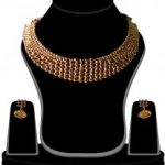 Gold Necklaces: Sparkle For Your Neck