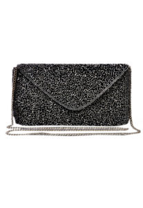 black-clutch-with-sequins-work