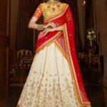 All About Embroidered Lehenga Choli