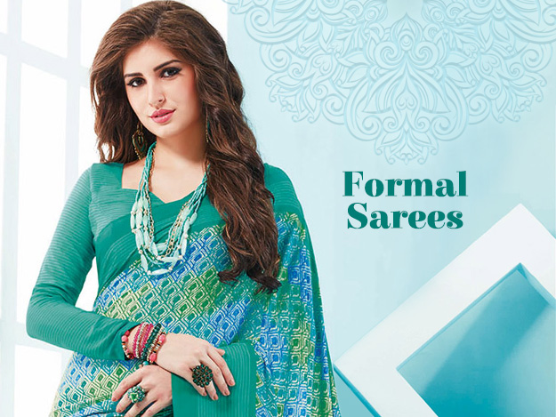 Pick Indian Sarees For The Next Formal Party