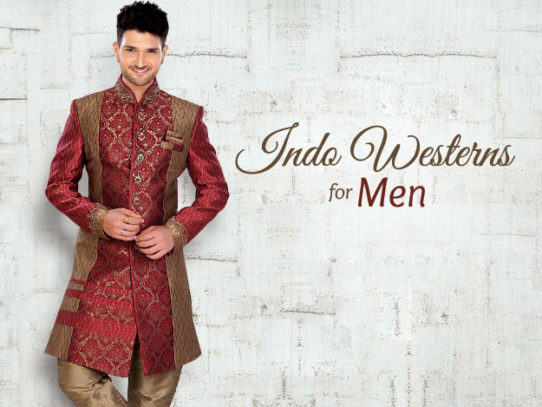 Ethnomod Indo Western Outfits Are Your Best Formal Wear