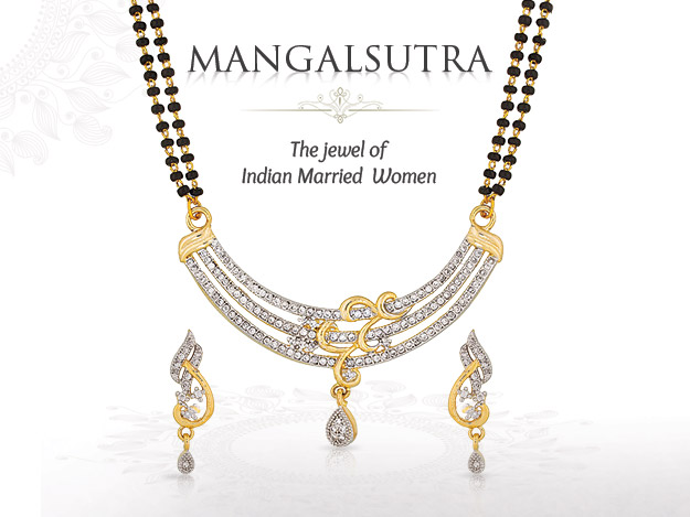 Mangalsutra - The Jewel of Married Indian Women