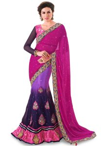 net-and-satin-lehenga-style-saree