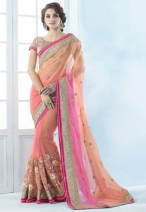 net-saree