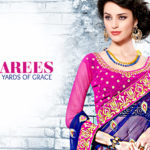 Look Graceful in Sarees: Anytime, Anywhere