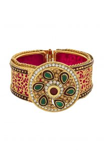 Meenakari Adjustable Bracelet