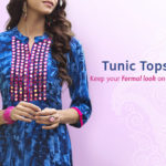 Flaunt That Ethnomod Look in Tunic Tops