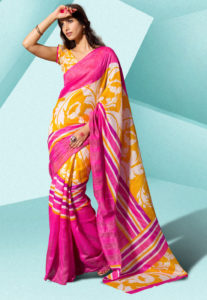yellow-and-pink-art-silksaree