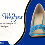 Variety of Peep Toe Wedges