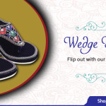 Comfortable Wedge Flip Flops