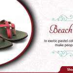 Vibrant Beach Slippers