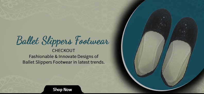 Exploring Ballet Slippers Footwear