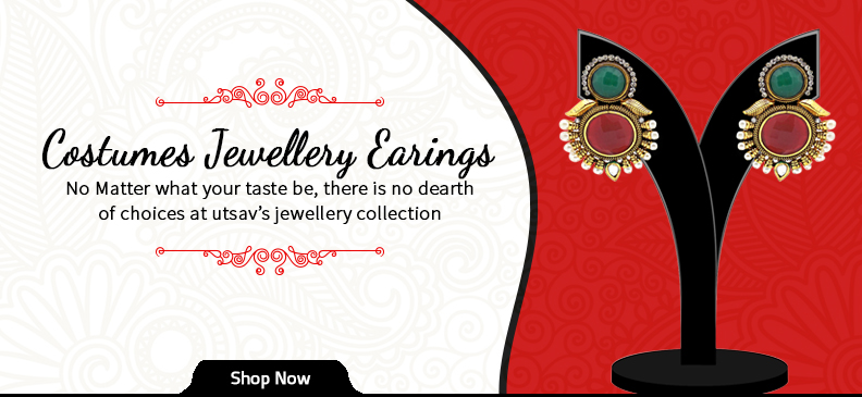 Eclectic Indian Costume Jewelry for All Seasons