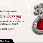 Gemstone Earrings That Glamorize the Wardrobe