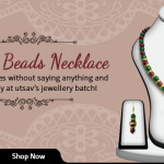 The Beautiful Crystal Bead Necklace