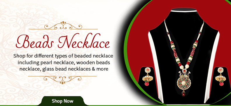 Wonderful Variety of Beaded Necklaces