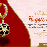 Stylish Huggie Earrings
