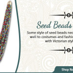 The Stylish Seed Bead Necklace