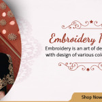 Exquisite Indian Embroidery Patterns