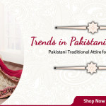 Glorious Pakistan Bridal Wear