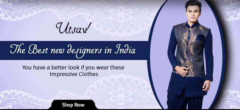 Attractive Indian Men's Dresses