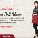 Wearing Bell Sleeve Kurti Or Tunic Is Not A Fashion Faux Pas!