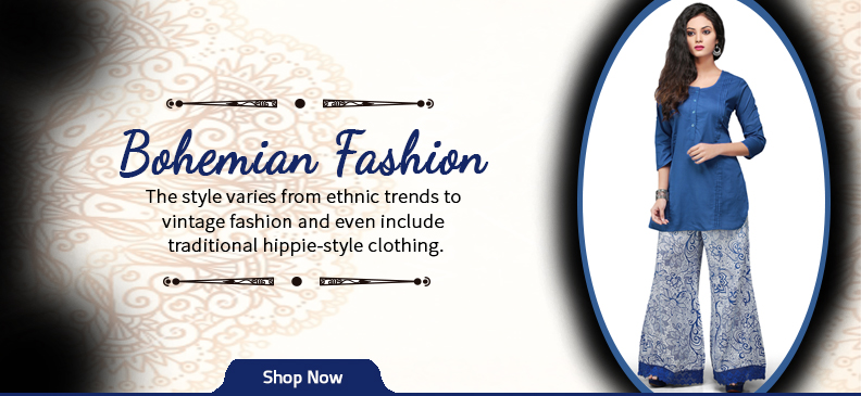 Bohemian Fashion that Expresses your Individuality