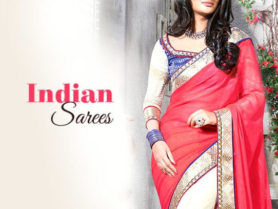 Indian Sari Shops-Affordable and Full of Variety