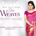 A Tale of Two Weaves 2016 – Cotton and Silk